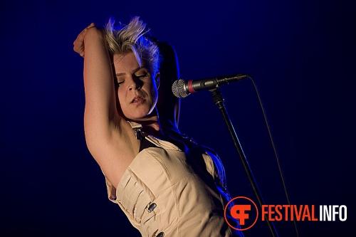 Robyn op Roskilde 2010 foto