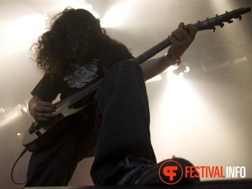 Meshuggah op Roskilde 2010 foto