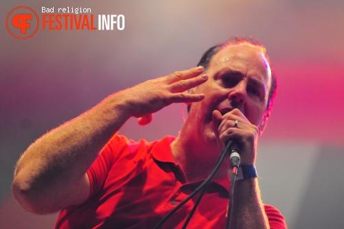 Bad Religion op Sziget 2010 foto