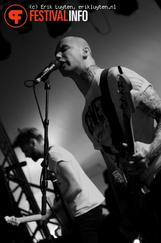Gallows op Sonisphere UK 2010 foto