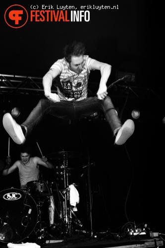 Fei Comodo op Sonisphere UK 2010 foto