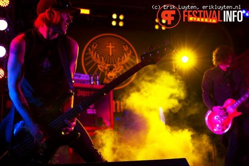 Karma To Burn op Sonisphere UK 2010 foto