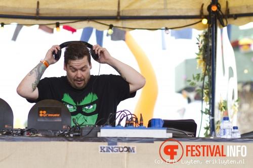 Sonido del Principe op Solar Weekend 2010 foto