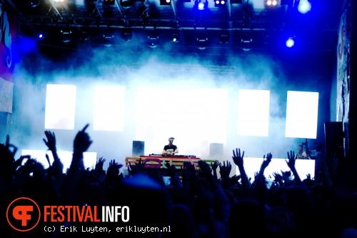 Boys Noize op Solar Weekend 2010 foto