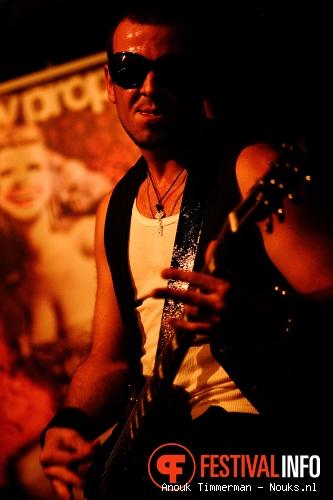 Foto My Propane op Geuzenpop 2010