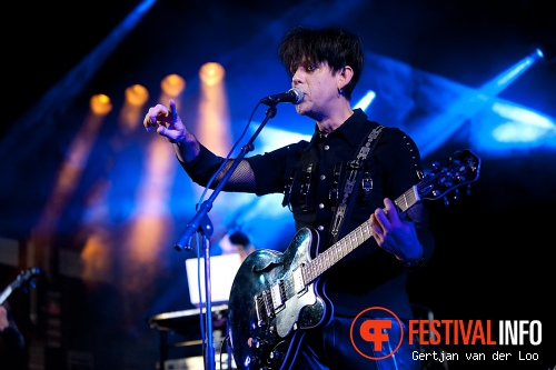 Foto Clan Of Xymox op Summer Darkness 2010