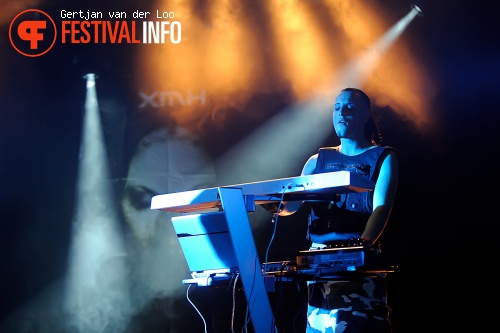 XmH op Summer Darkness 2010 foto