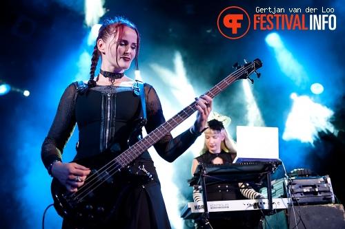 Clan Of Xymox op Summer Darkness 2010 foto