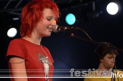 Roosbeef op Appelpop 2005 foto