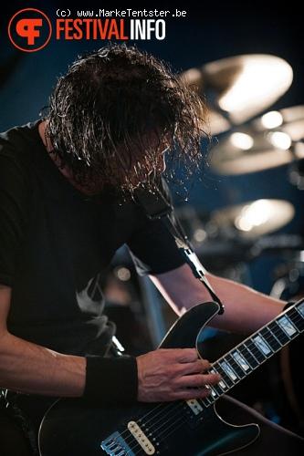 Gojira op Pukkelpop 2010 foto