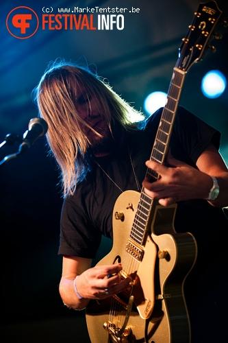 Band of Skulls op Pukkelpop 2010 foto