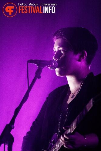 Foto The XX op Lowlands 2010