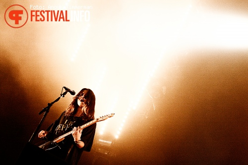 Foto Blood Red Shoes op Lowlands 2010