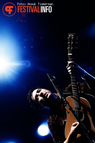 Foto Mumford and Sons op Lowlands 2010
