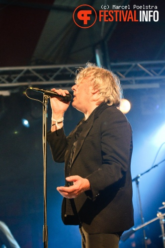 Foto Arno op Into The Great Wide Open 2010