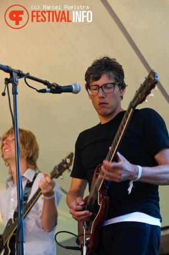 Tim Knol op Into The Great Wide Open 2010 foto