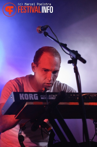 Caribou op Into The Great Wide Open 2010 foto