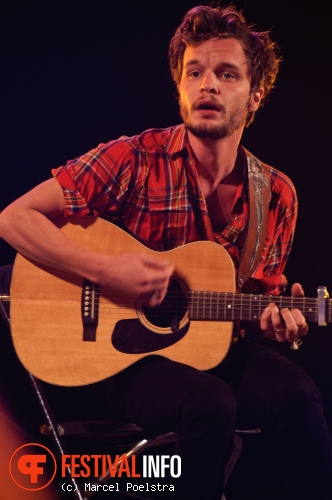 The Tallest Man on Earth op Into The Great Wide Open 2010 foto