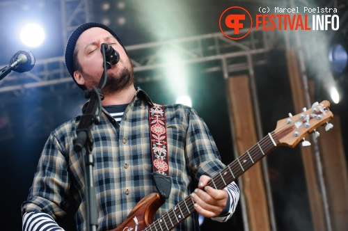 Modest Mouse op Into The Great Wide Open 2010 foto