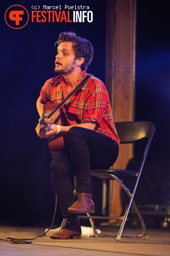Foto The Tallest Man on Earth op Into The Great Wide Open 2010