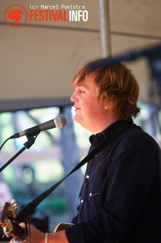 Tim Knol op Into The Great Wide Open 2010 foto