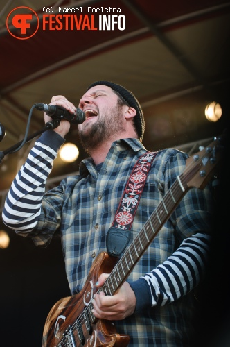 Foto Modest Mouse op Into The Great Wide Open 2010