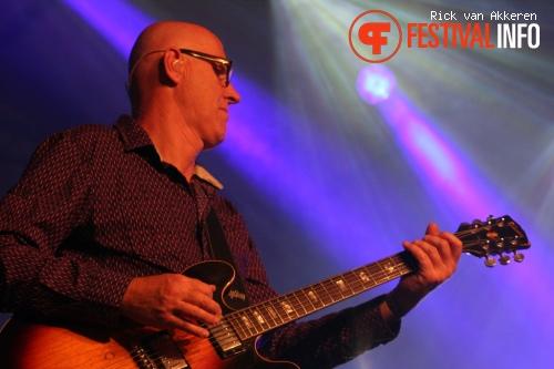 Foto De Dijk op Meerpop 2010