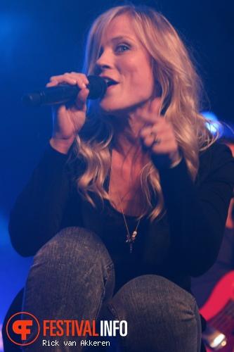 Foto Ilse DeLange op Meerpop 2010