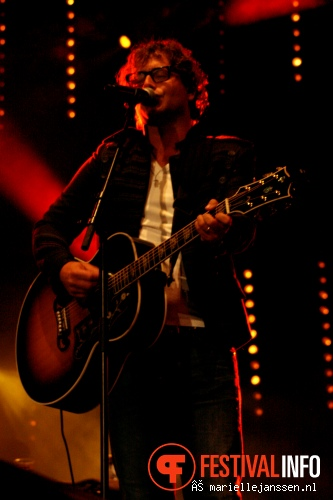 Foto Guus Meeuwis op Appelpop 2010