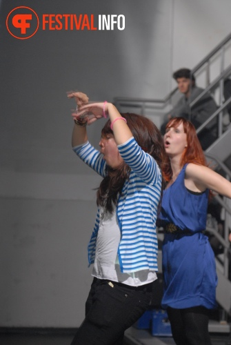 Crystal Ball - 24/9 - Melkweg foto