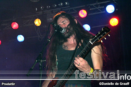 Predatür op Heavy Metal Maniacs 2005 foto