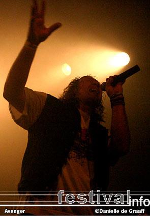 Avenger op Heavy Metal Maniacs 2005 foto