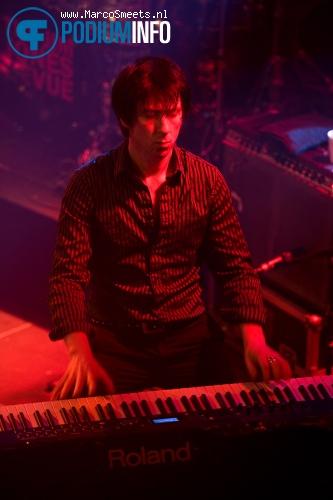 The Jim Jones Revue op The Jim Jones Revue - 30/10 - Effenaar foto