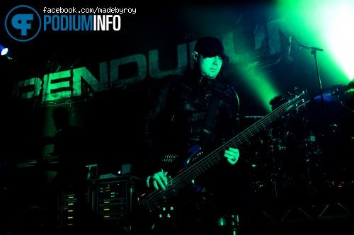 Pendulum op Pendulum - 12/10 - 013 foto