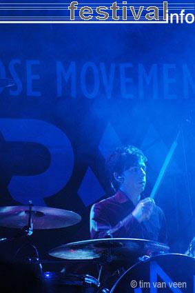 White Rose Movement op London Calling #2 2005 foto