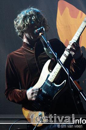 The Zutons op London Calling #2 2005 foto