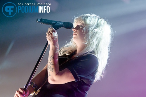 Jacqueline Govaert op Jacqueline Govaert - 8/10 - Tivoli foto