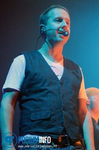 Edwin Evers slaat door op Helden van Amstel Live 2010 foto