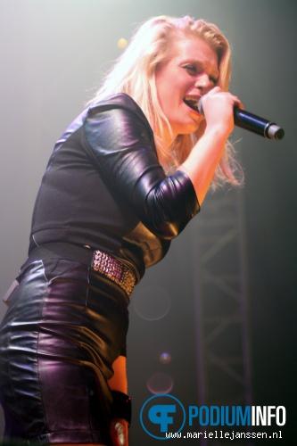 Miss Montreal op Helden van Amstel Live 2010 foto