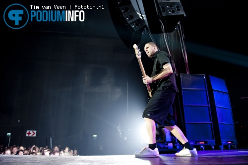 Volbeat op Volbeat - 10/11 - Heineken Music Hall foto