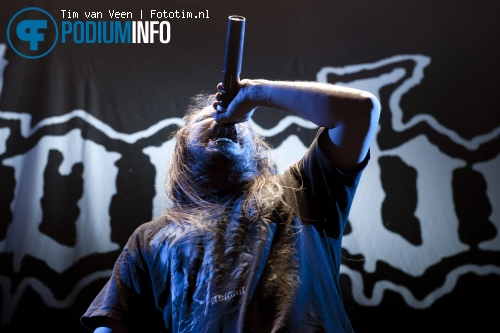 Entombed op Volbeat - 10/11 - Heineken Music Hall foto
