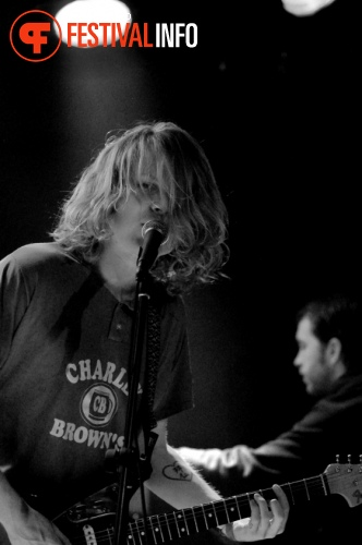 Ty Segall op Le Guess Who? 2010 foto