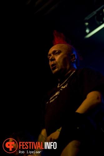 Foto The Exploited op Speedfest 2010