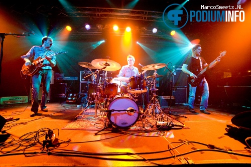 Colossa op The Mad Trist - 9/12 - Effenaar foto
