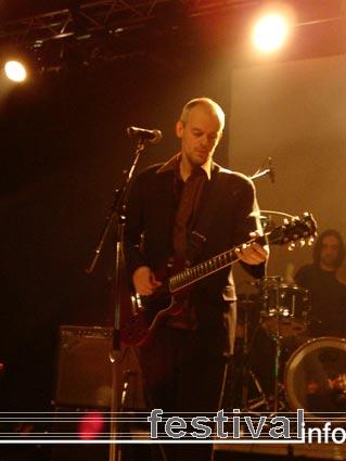 Daniel Benjamin op You Make Music 2006 foto