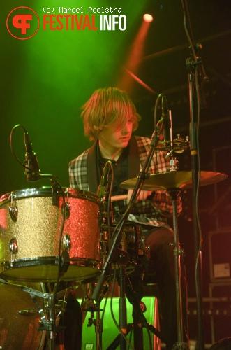 Foto DeWolff op Eurosonic Noorderslag 2011