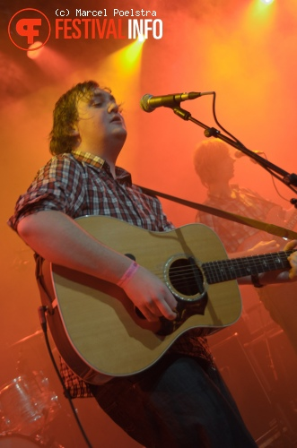 Tim Knol op Eurosonic Noorderslag 2011 foto
