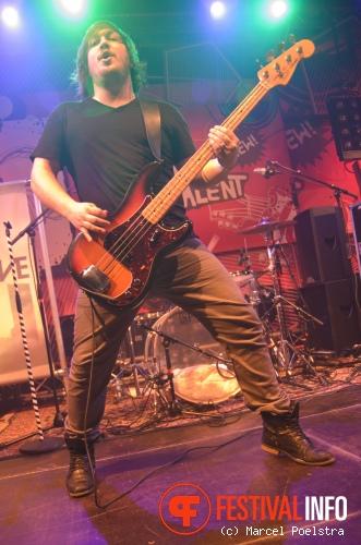 MakeBelieve op Eurosonic Noorderslag 2011 foto