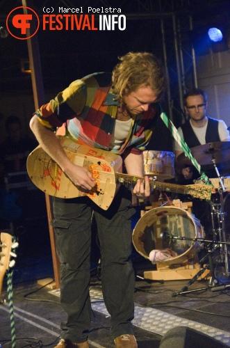 Goslink op Eurosonic Noorderslag 2011 foto