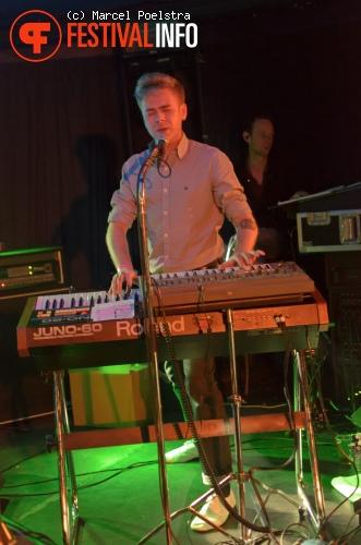 Curry & Coco op Eurosonic Noorderslag 2011 foto
